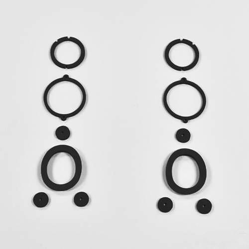 mopar - individual items - reverse light gaskets