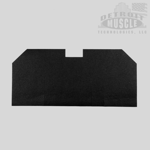 "Mopar B Body 66-67 Belvedere. Charger, Coronet Fuel Gas Tank Pad Insulation - .090"" Masticated Rubber"