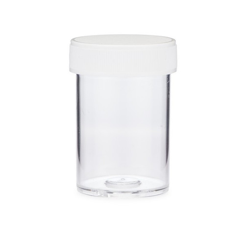 ps plastic straight sided jars with cap - Cheap Glass Jars