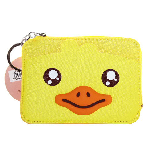 Rubber Duck Wallet and Key Chain | Duck in the Window