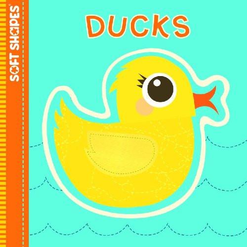 Soft Shapes Ducks Bathtime Book   Ducks in the Window