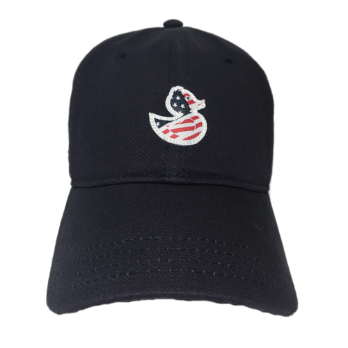 Chatham Ducks Flag Hat | Ducks in the Window