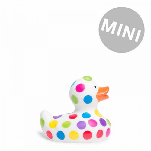 Pop Dot Duck Mini By Buds Ducks Collectors Rubber Duck | Ducks in the Window