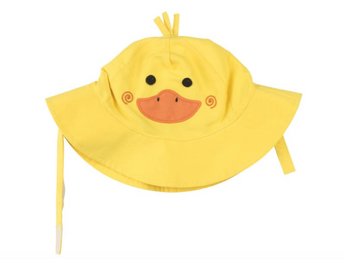 Baby Sun Hat (SPF50) by Zucchini | Ducks in the Window®