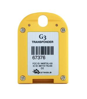 G3 Rechargeable Transponder (NEW GEN.)