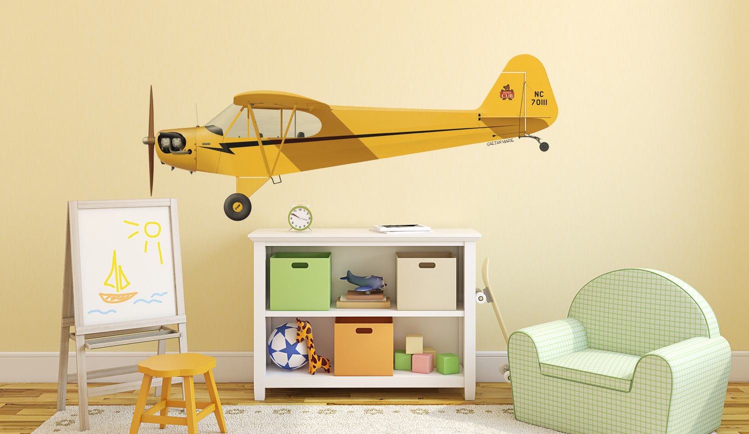 Fantastic Airplane Propeller Wall Decor Pictures Inspiration - The ...