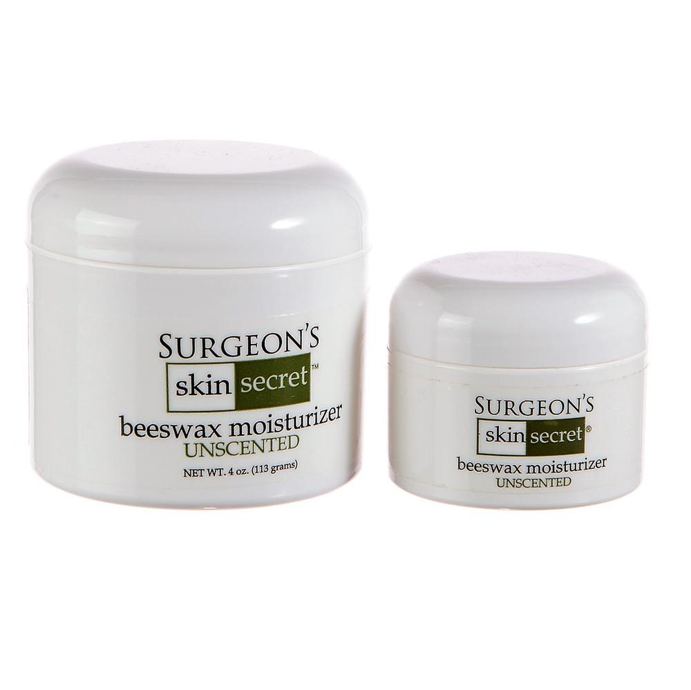 Surgeon's Skin Secret Beeswax Moisturizer Jar Combo Pack
