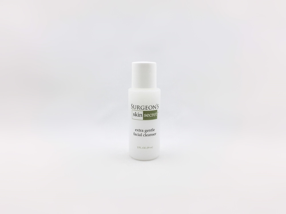 Surgeon's Skin Secret Extra Gentle Facial Cleanser  2 oz.