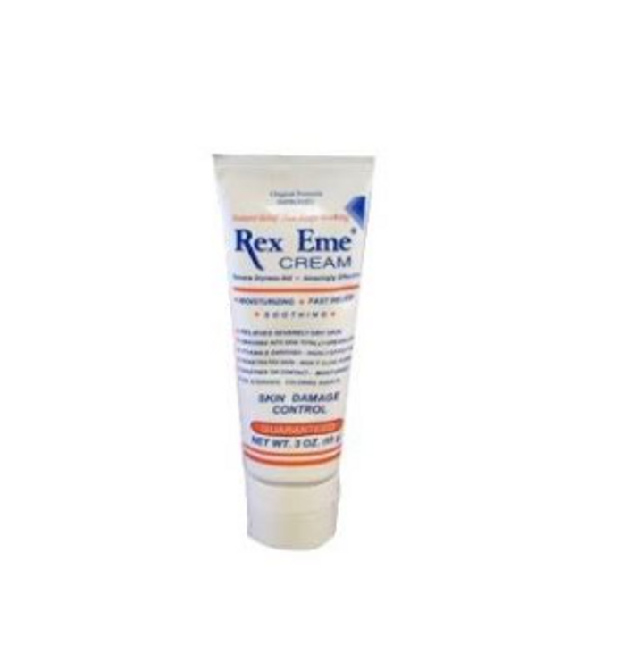 RexEme first aid cream 3 oz tube
