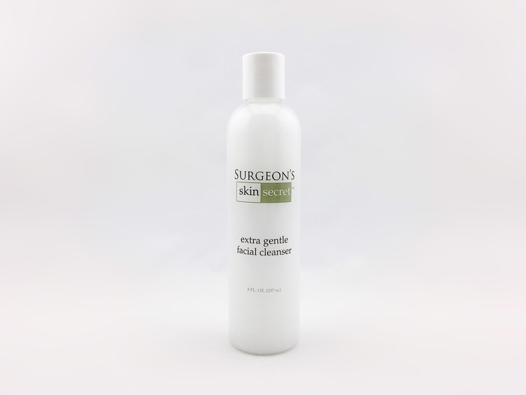 Surgeon's Skin Secret Extra Gentle Facial Cleanser 8 Oz