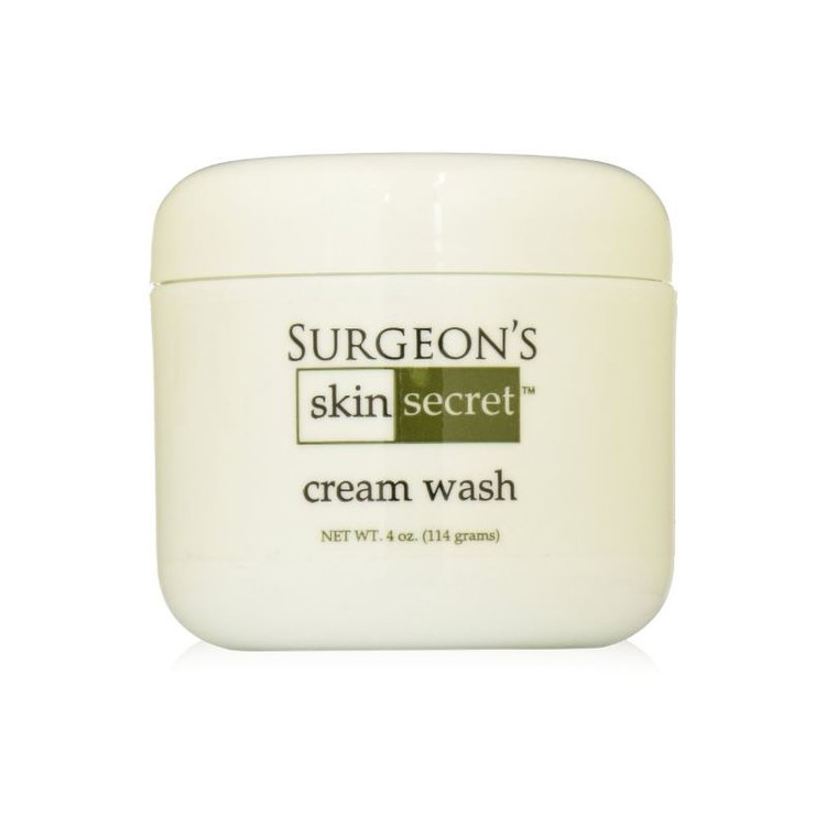Surgeon's Skin Secret Cream Wash 4 oz