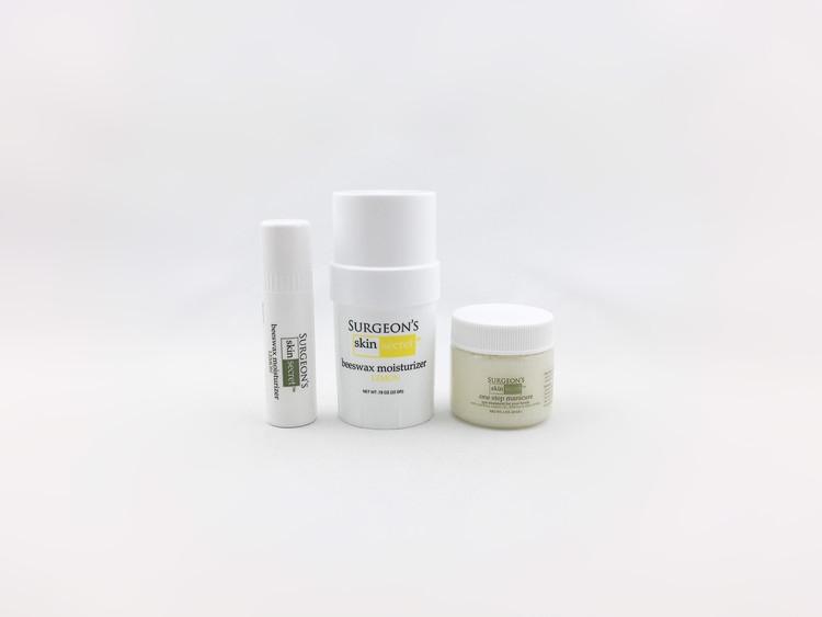 Surgeon's Skin Secret Beautiful Body Lemon Trio