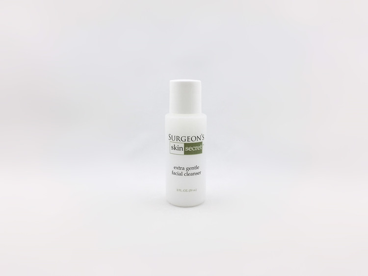 Surgeon's Skin Secret Extra Gentle Facial Cleanser  2 oz.