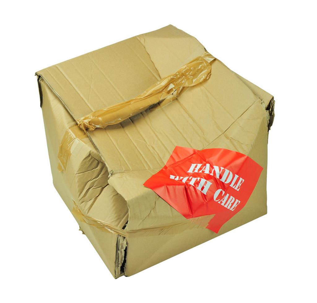 Dealt With Shipping Damage On A Suburban Range?
