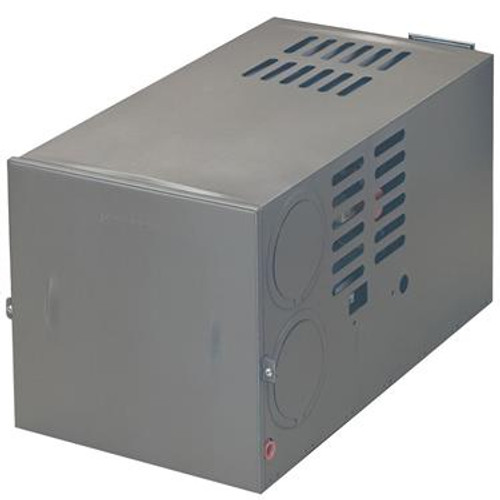 Furnace; LP; Model Number P-40; 40,000 BTU; 12 Inch Width x 12-1/2 Inch Height x 23 Inch Depth; 46 Pounds; With Energy-Saving Solid State Electronic Ignition; With Gasket-Sealed Vent Assembly