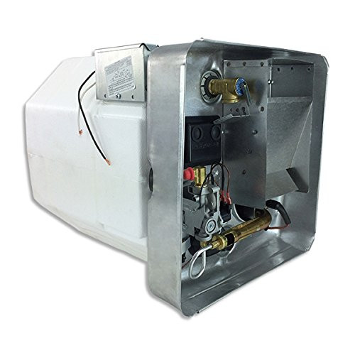 Water Heater; Model Number SW4D; 4 Gallon; Direct Spark Ignition