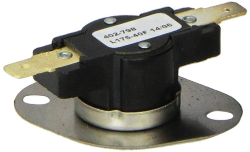 Furnace Limit Switch; For Suburban Furnace SF-20/ SF-25/ SF-30/ SF-35/ SF-20F/ SF-25F/ SF-30F/ SF-35F