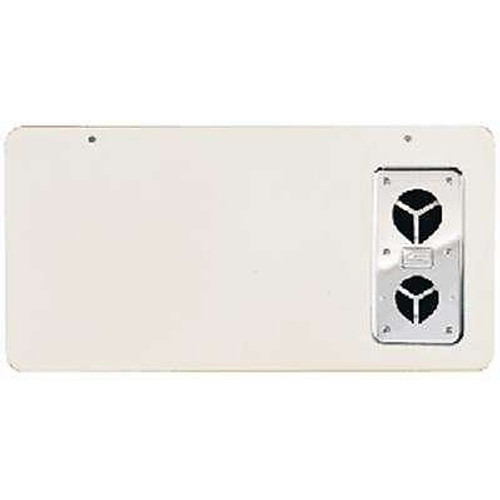 Furnace Access Door; SF-Q Series; For Use With SF Series Furnace; White
