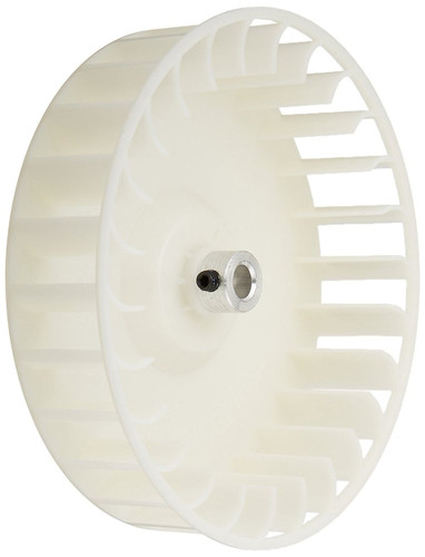 Furnace Combustion Wheel; For Use With Suburban Furnace NT24BW/ NT24SP/ NT30BW/ NT30SP/ NT34BW/ NT34SP/ NT40/ P30S; With Clamp