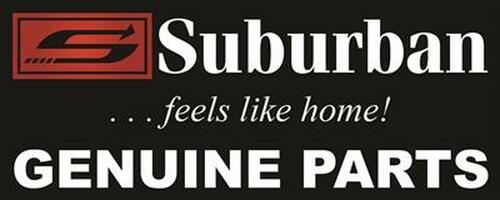 Furnace Vent; For Suburban SF-20F/ SF-25F/ SF-30F/ SF-35F/ SF-42F Model Furnaces; Intake Tube; 4-1/2 Inch To 7-1/2 Inch