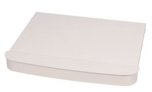 Stove Top Cover; For Suburban Stove SDN2WH/ SDN2SS/ SDN2BK; White