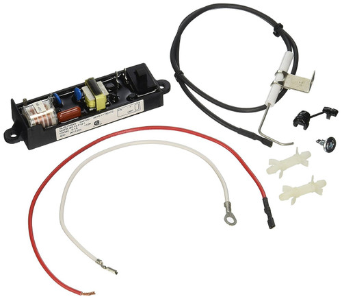 Water Heater Pilot Reigniter; For Suburban Water Heater SW-Series (Below Model 991801502); With Electrode/ Power And Ground Wires/ 2 Strain Reliefs/ Junction box/ Mounting Hardware/ Installation Instructions