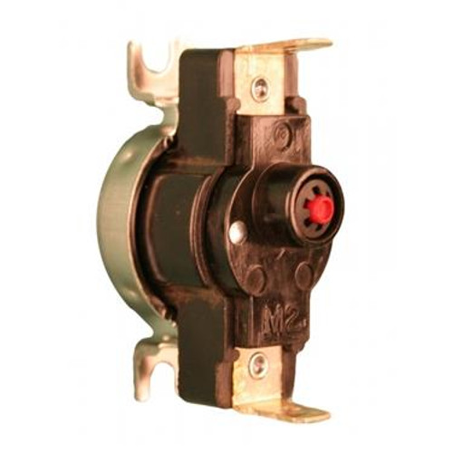 Water Heater Thermostat; For Suburban FDSI-6/ FDSI-6M/ DSI-6/ DSI-6M/ DSI-10/ DSI-10M; Thermo Disc Style; 120 Volt; With High Limit Control; 130 Degree Limit Standard
