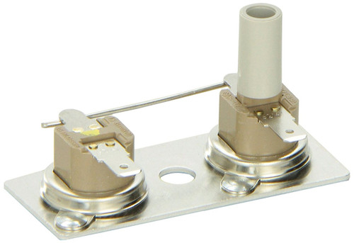 Water Heater Thermostat Switch; For Suburban Water Heater; Limit; 120 Volt; Without Reset Switch; 140 Degree