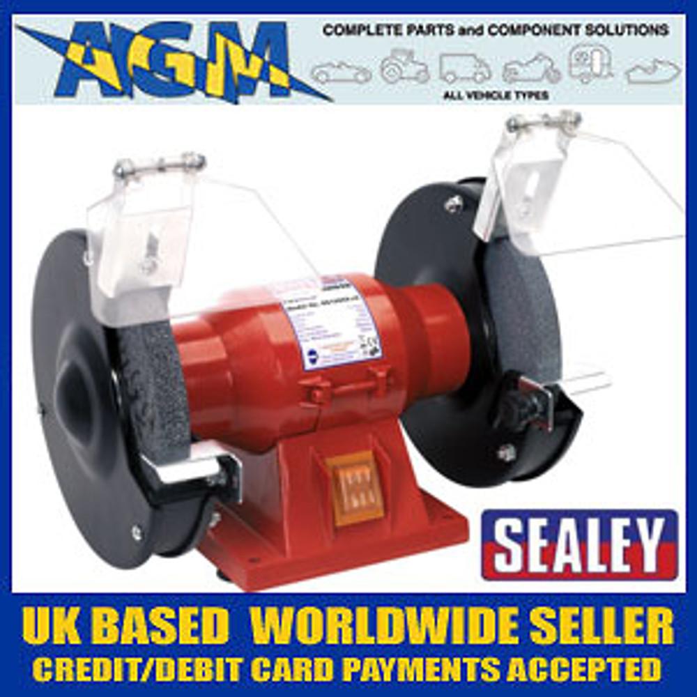 Sealey BG150CX Bench Grinder 150mm 150W/230V