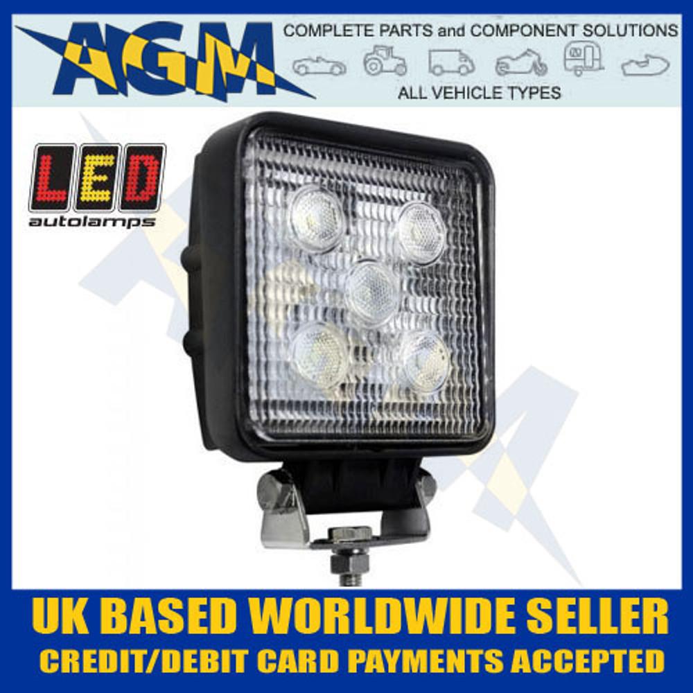 11015bm, led, autolamps, work, lamp, 12v, 24v