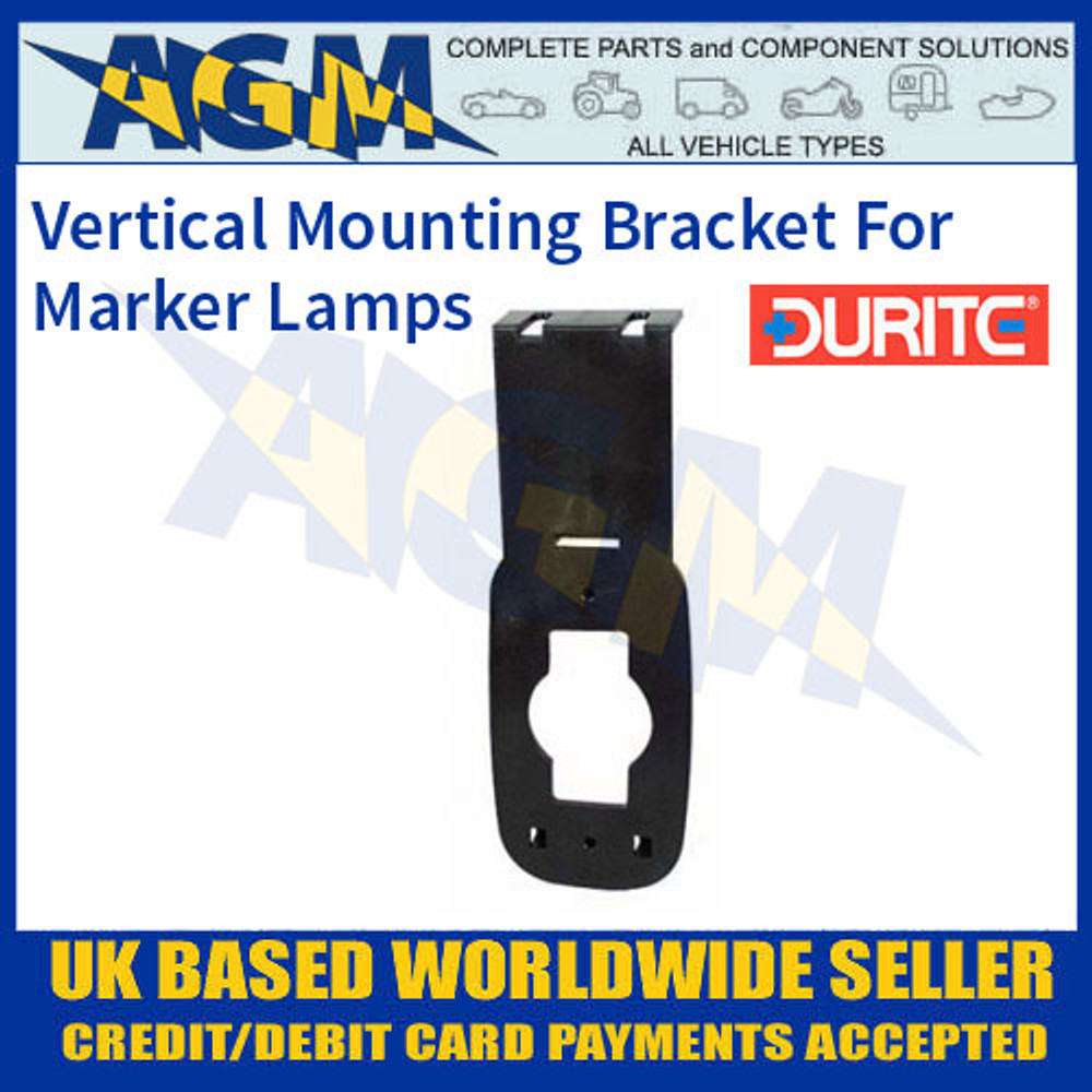 Durite 0-169-99 Vertical Mounting Bracket for LED Marker Lamps