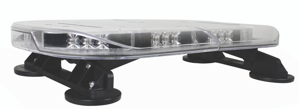 guardian automotive, amb210, low profile covert light bar, 550mm, magnetic fixing