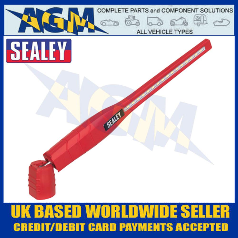 Sealey LED3604R Inspection Lamp Swivel Magnetic Base