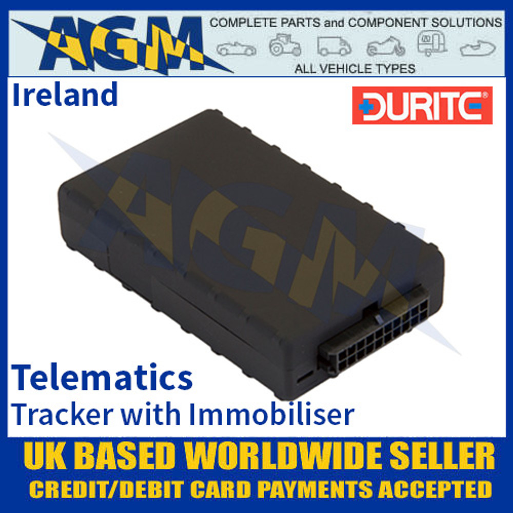 0-875-11 Durite IRELAND Telematics Tracker with Immobiliser