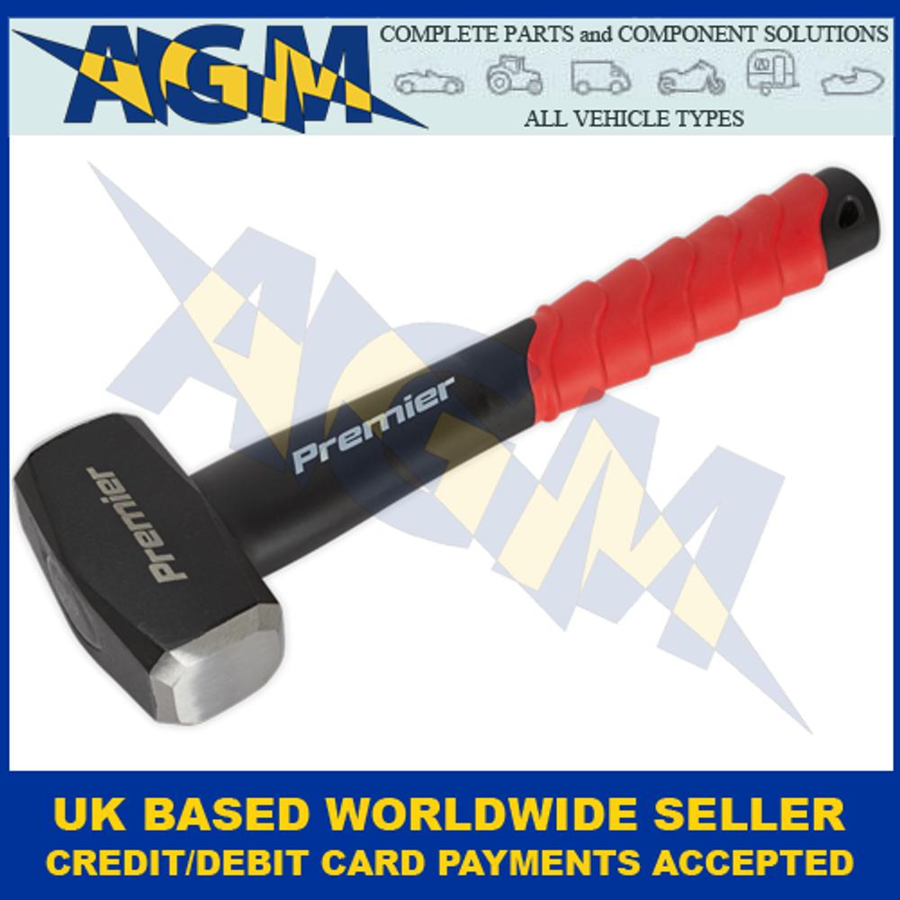 Sealey CHF401, Fibre Glass, 4lb Club Hammer