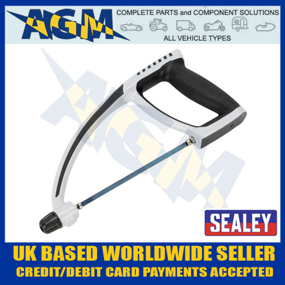 SEALEY Professional AK8683 Mini/Junior Hacksaw With Adjustable Blade 150mm