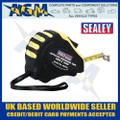 sealey, ak994, autolock, measure, tape