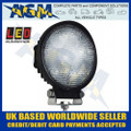 11118bm, led, autolamps, work, lamp, 12v, 24v