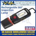 Sealey LED3601 Rechargeable Inspection Lamp