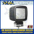 LED Autolamps 10030BM Square High Powered Flood Lamp 12/24v