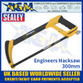 Sealey S01101 Engineer's Hacksaw