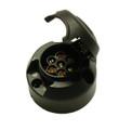 Genuine Hella 8JB001943-003 12N Black Plastic Towing Socket