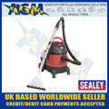 Sealey PC310 Valeting Machine Wet & Dry With Accessories 20ltr 1250w/230v