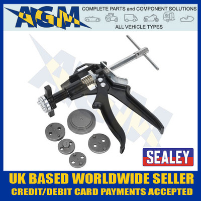 sealey, tool, professional, vs0211, brake, caliper, piston, wind, back