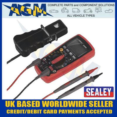 Sealey TA303 Digital Automotive Analyser / Multimeter 14 Function