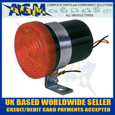 Ring RRA30 12V Reverse Warning Alarm Compact Reverse Beeper