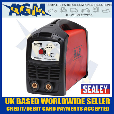 sealey, mw160a, 230v, inverter, welder, kit