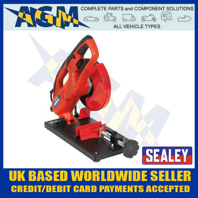 Sealey SM150D Cut-Off Machine 150mm 230V with Cutting Disc