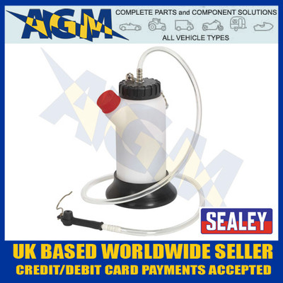 sealey, vs0212, brake, bleeder, bleeding, bottle, 500ml