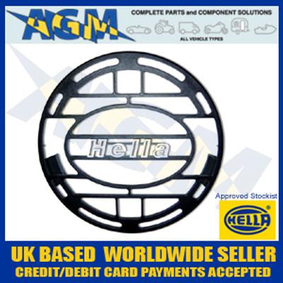 Hella 9HG 148 995-001 Rallye 4000 Luminator Lamp Protective 'Grille Style' Guard (Single Guard)